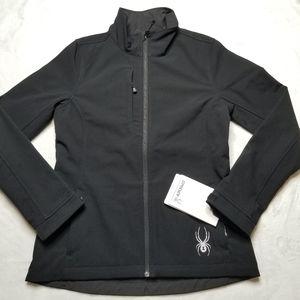 NWT Spyder Elevation Softshell Jackets Womens Sz 8